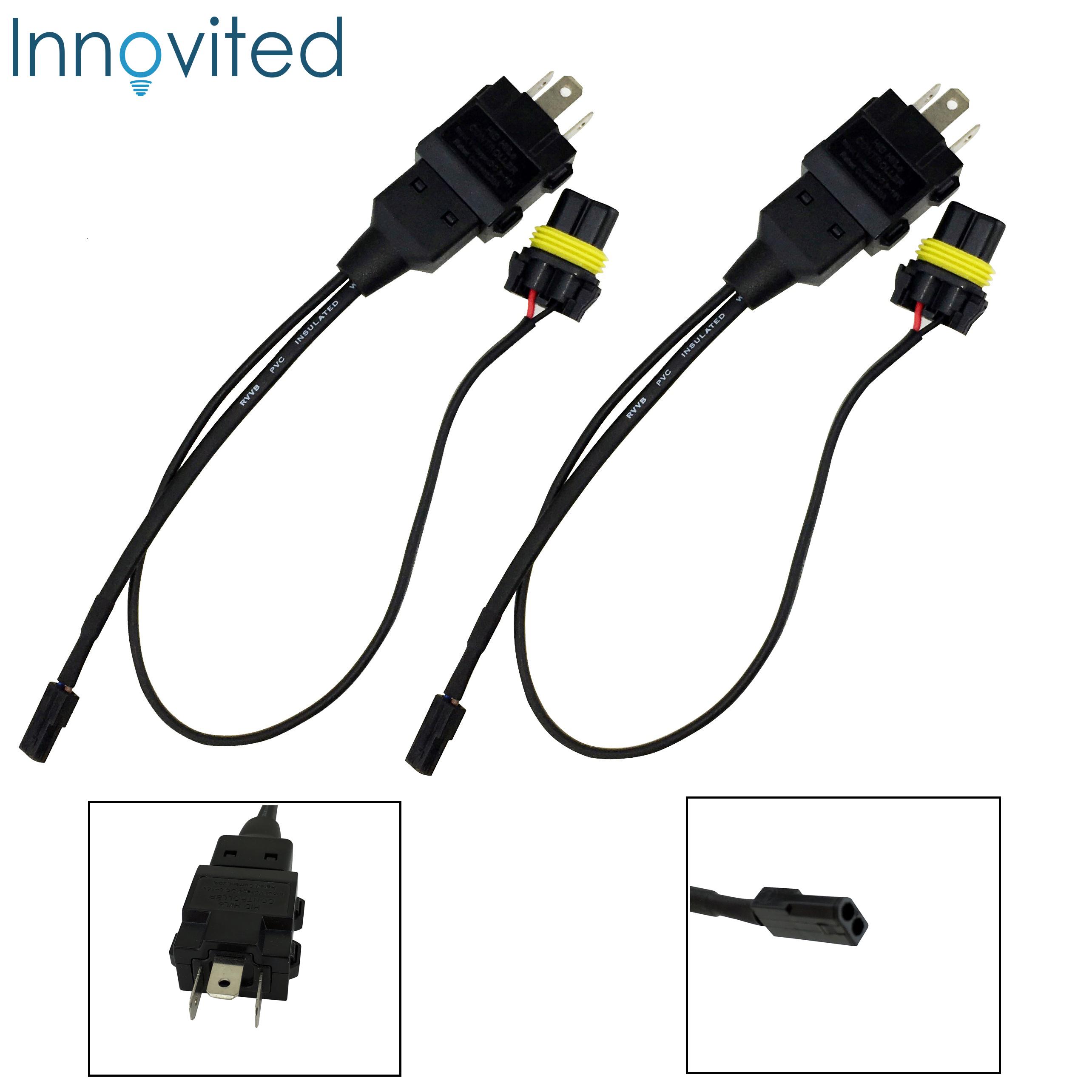 xenon hid wiring h4 bi xenon hid wiring  diagram mx 6 2x h4 9003 easy relay harness hi/lo bi-xenon hid bulbs ... #6